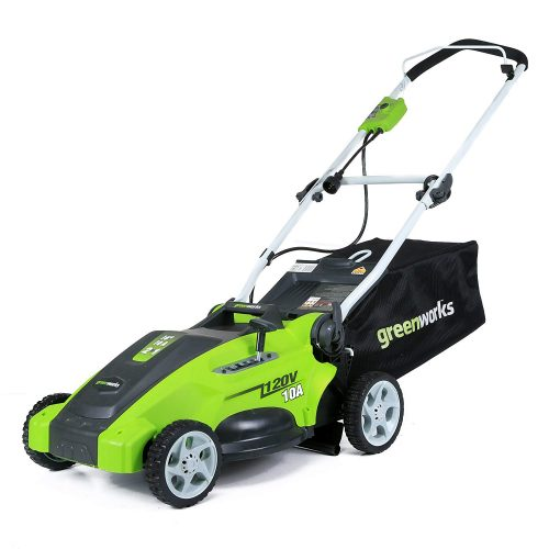 7. Greenworks 25142 Mower