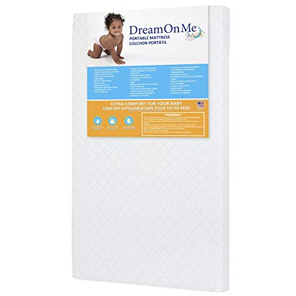4. Dream On Me 24 Safest Mattress