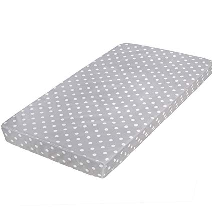 8. Milliard Polka Dot Waterproof Mattress