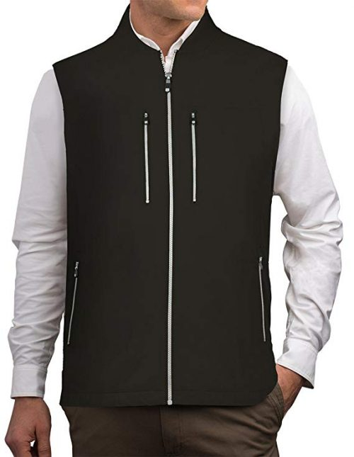 2. SCOTTeVEST Modern Travel Vest