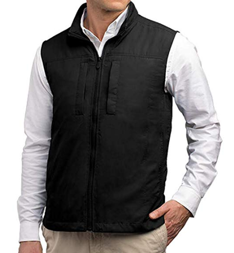 SCOTTeVEST 16 Pockets Travel Vest