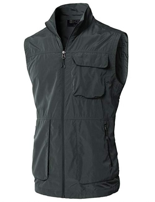 4. H2H Travel Vest with Mesh Design