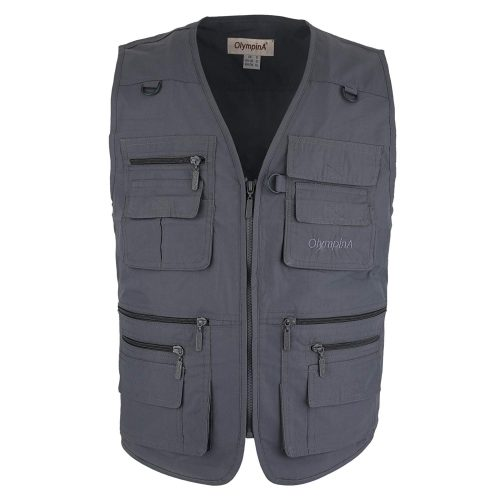 6. LUSI MADAM Durable Travel Vest