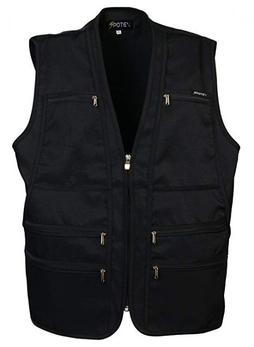 7. Beat The World 9 Pockets Travel Vest