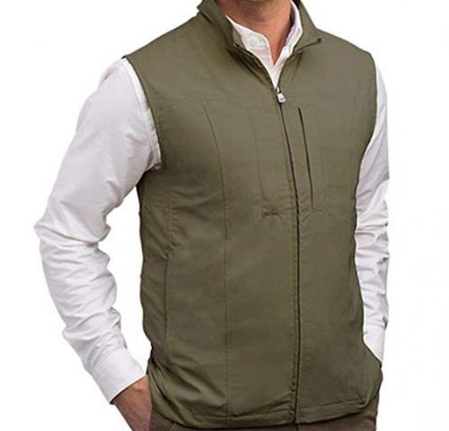 SCOTTeVEST 26 Pockets Travel Vest