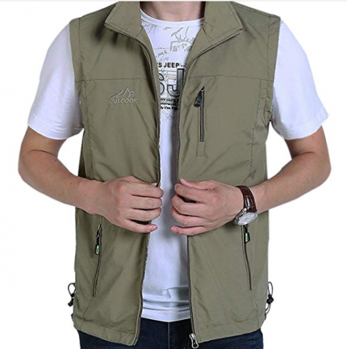 Gihuo Lightweight Travel Vest