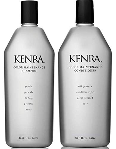 1. Kenra Shampoo and Conditioner Set