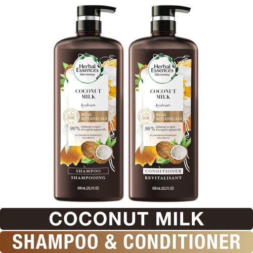10. Herbal Essences Shampoo and Conditioner Kit