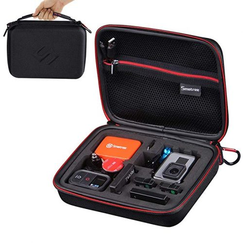 11. Smatree Carrying Case for GoPro
