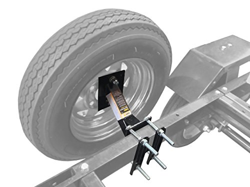 2. MaxxHaul Trailer Spare Tire Carrier