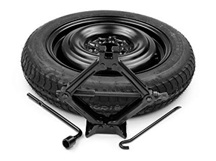 3. Kia Factory Soul Spare Tire Kit