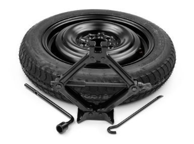 4. Kia Factory Soul Spare Tire Kit