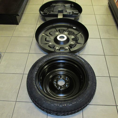 5. Mopar Spare Tire Kit