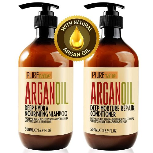 5. Shampoo and Conditioner by Pure Nature Lux Spa