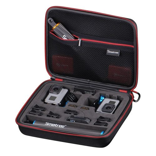5. Smatree Carrying Case for GoPro