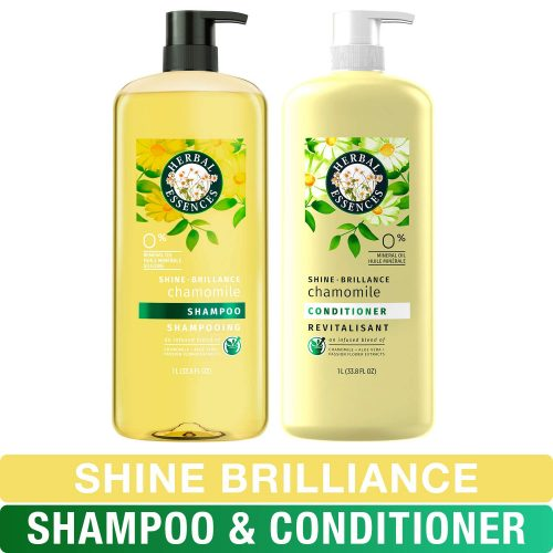 7. Herbal Essences Shampoo and Conditioner Kit