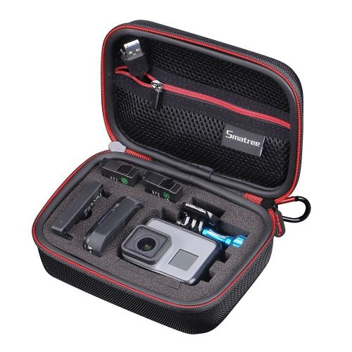 8. Smatree Carrying Case for GoPro