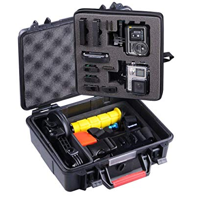 9. Smatree SmaCase Hard Case for GoPro
