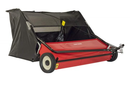 10. Craftsman Tow Lawn Sweeper