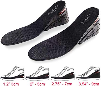 10. Height Increase Insoles by Rise Insoles