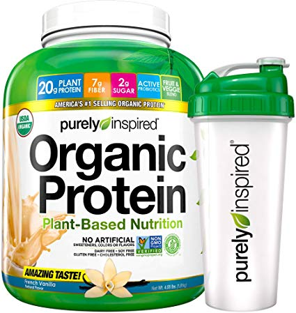 3. Purely Inspired Organic Protein Powder