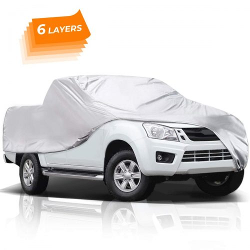 7. Audew 6-Layer Truck Cover