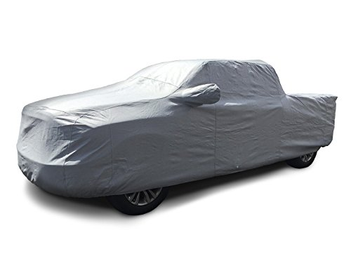 8. CarsCover Crew Cab Truck Car Cover