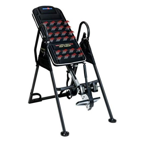 9. IRONMAN Infrared Therapy Inversion Table