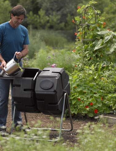 3. Forest City Models 22 Gallon Compost Tumbler