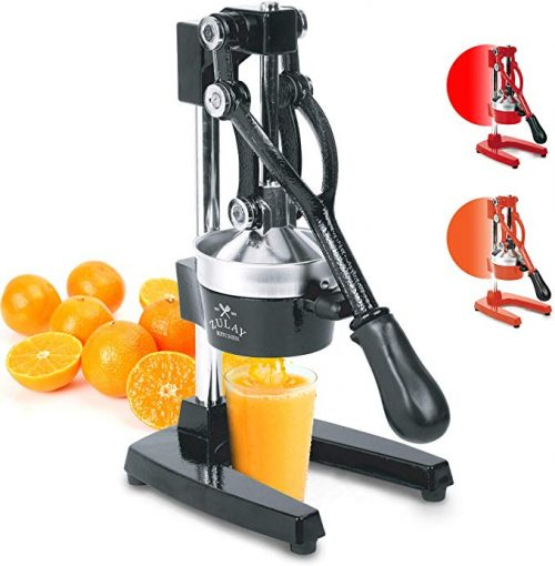 3. Zulay Citrus Heavy-duty Citrus Juicer