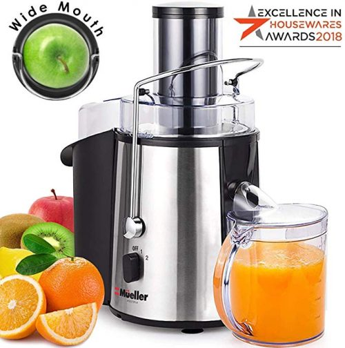 6. Mueller Austria 2-Speed Citrus Juicer