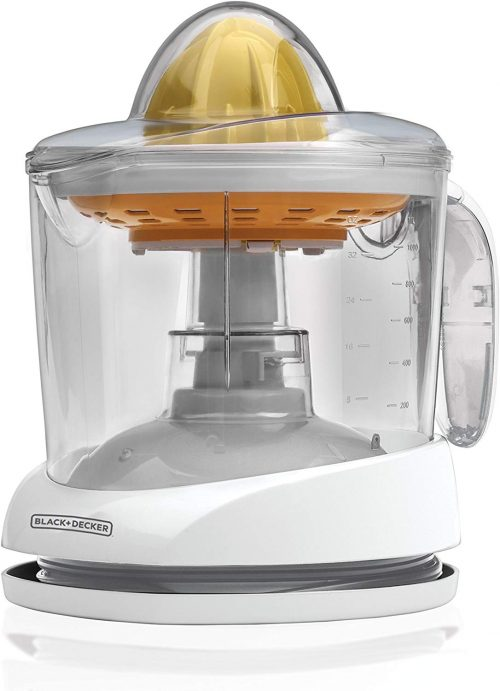 7. Black Decker 30-watt Citrus Juicer