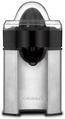 8. Cuisinart Citrus Juicer with 3-Pulp Control