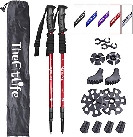 9. Fit-Life Nordic Trekking Pole