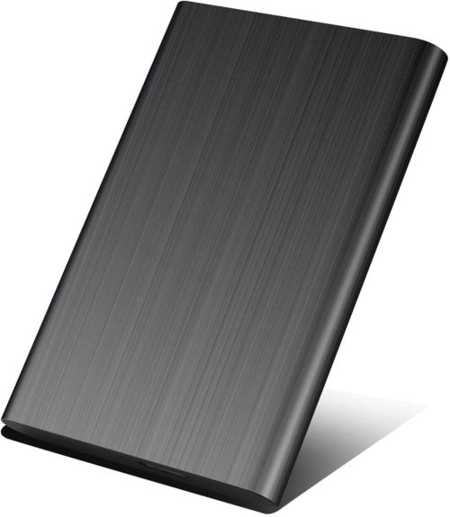9. Portable External Hard Drive