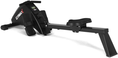 6. Goplus Magnetic Rowing Machine Foldable