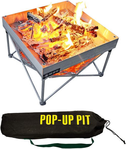 1. Campfire Defender Protect Preserve Lightweight Fireplace