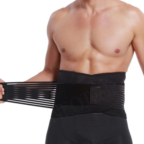 1. NeoTech Care High Quality Men's Waist Trainer