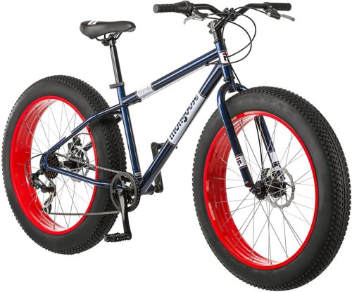 10. Mongoose 7-Speed Men's Mountain Bikes