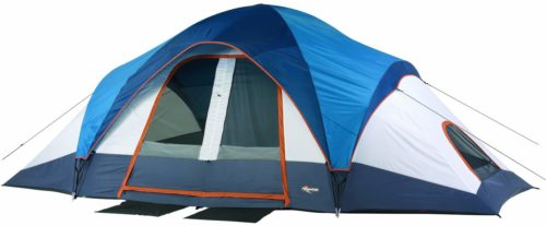 2. Mountain Trails Tent with 2 Doors