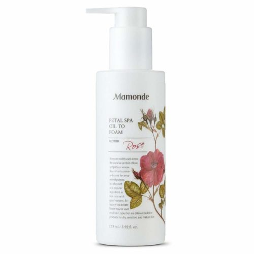3. Mamonde Non-irritating Facial Cleanser