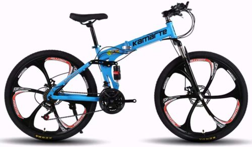 3. XTT Anti-skid Mountain Bike