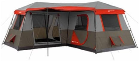 4. OZARK TRAIL Durable Camping Tent