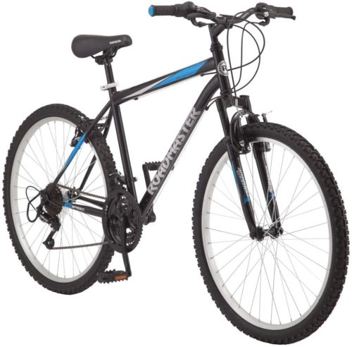 5. Roadmaster Mountain Bike with Steel Frame