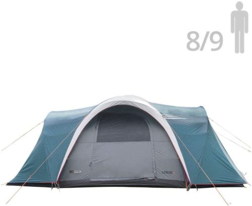 6. NTK Breathable 9 Person Tents