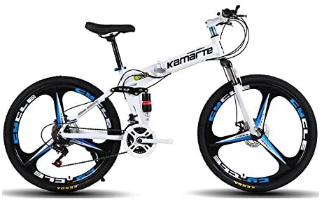 7. Omeng Men's Carbon Steel Mountain Bikes - Best Men's Mountain Bikes