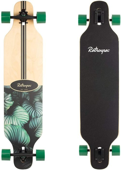8. Restrospec Pintail Longboards Of All Time