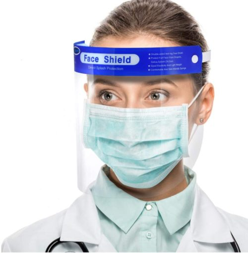 11. Simsii Reusable Face Shields