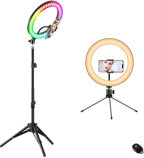 12. Fauna Ring Light with Stand
