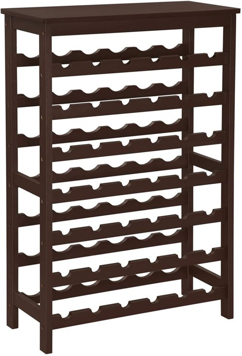 8. SONGMICS Wine Rack Free Standing